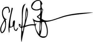 Unterschrift Steffen Bauer